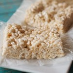 Ooey Gooey Rice Krispy Treats | www.shariblogs.com