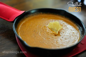Chili's Skillet Queso | www.shariblogs.com