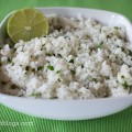 Cilantro Lime Rice - http://www.shariblogs.com