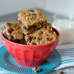 Oatmeal Raisin Bars | www.shariblogs.com
