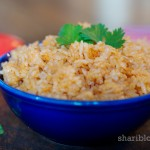 Spanish Rice | www.shariblogs.com
