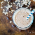 Oatmeal Raisin Cookie Milkshake | www.shariblogs.com