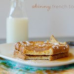 Skinny French Toast | www.shariblogs.com