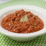 Homemade Spaghetti Sauce | www.shariblogs.com