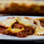 Weeknight Baked Ravioli | www.shariblogs.com