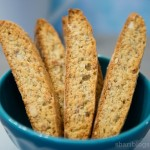 Almond Biscotti | www.shariblogs.com