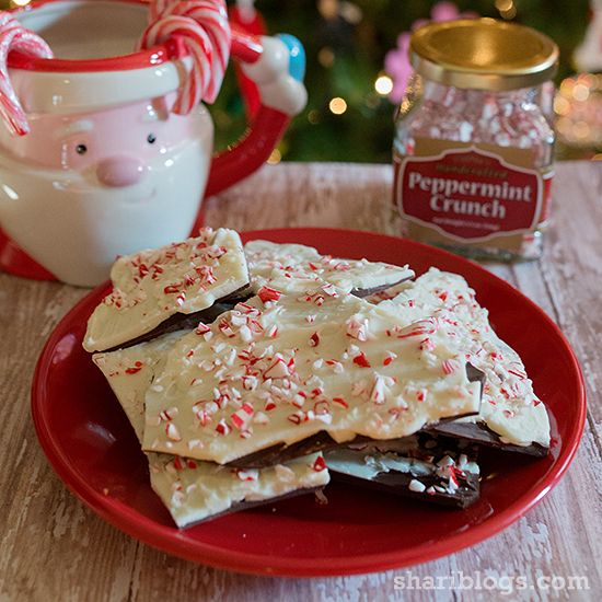 Peppermint Bark (Williams Sonoma Copycat) | www.shariblogs.com