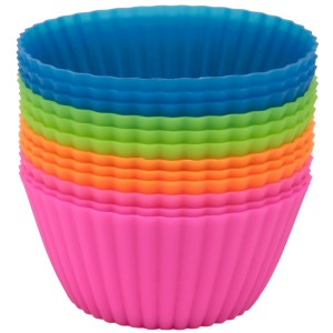 New York Baking Company Silicone Baking Cups