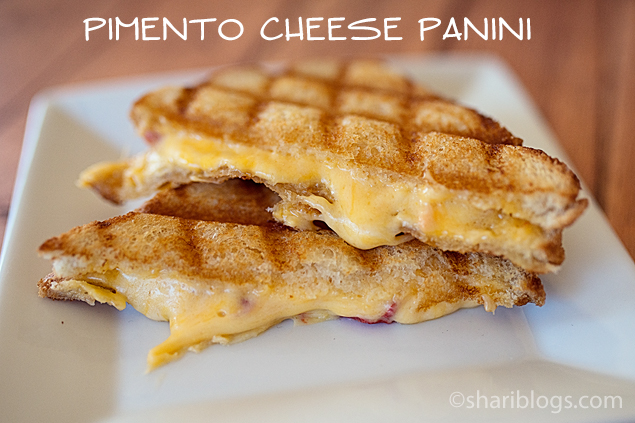 Pimento Cheese Panini | www.shariblogs.com